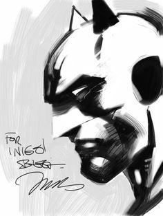 Batman by Jim Lee //fantastico