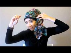 De' Veil - Turban Side Twist