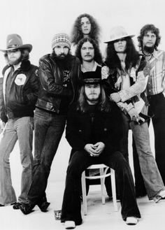 On a flight on October after a concert in Greenville, South Carolina the great Southern rock band Lynard Skynard, became a l. Music Love, Music Is Life, Good Music, My Music, Lynyrd Skynyrd, Allen Collins, Gary Rossington, Jimi Hendricks, Blues