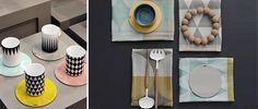 Plato para pastas o posavasos para tazas Platter Grey de ferm LIVING. #fermLIVING, #plato, #platter, #plate, #plat, #cocina, #cuina, #kitchen, #design, #porcelana, #porcelain, #diseno, #home, #casa, #interiorismo, #interiorism, #decoration, #deco, #posavasos, #decoracion, #cuisine, #kuche.