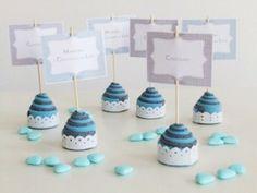 tutorial cupcakes feltro