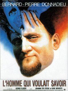1988 L'HOMME QUI VOULAIT SAVOIR - Un film qui te tient en haleine jusqu'à la toute fin.