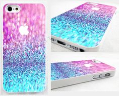 case,cover fits iPhone,iPod models abstract,space,pink,blue,glossy,bright,pastel