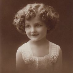 Little Girl Smiles Original Vintage Photo Postcard | eBay