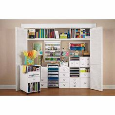 recollections craft room storage - Google Search