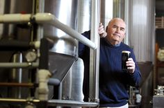 Working hand to mouth: the brewmaster at Village Brewery.