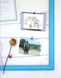Redfly Creations: Momento Frame
