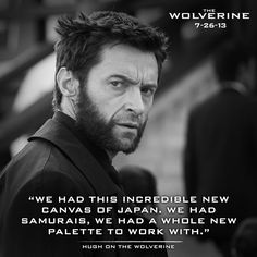 For Hugh Jackman Hugh Jackman, Hugh Michael Jackman, Film Music Books, Music Tv, Hugh Wolverine, Marvel Vs, Xmen, Comic Character, Movie Quotes