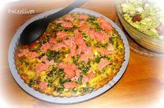 Paleolivet: Laksetærte (Bundløs)