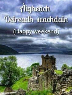 Outlander learn gaelic language