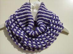 A Cor da Lã: Golinha Violeta
