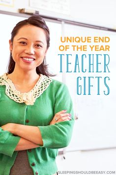 Looking for unique end of the year teacher gifts to show your appreciation? Check out these gift ideas, perfect to say thanks to your child's teacher. #teacher Teacher Blogs, Teacher Hacks, Teacher Resources, Teacher Gifts, Learning Resources, Classroom Organization, Classroom Management, Behavior Management, Love And Logic