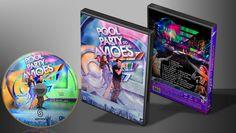 Pool Party Do Aviões - Capa | VITRINE - Galeria De Capas - Designer Covers Custom | Capas & Labels Customizados