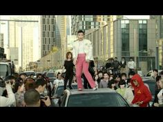 PSY - RIGHT NOW M/V That's right because I knew about PSY before Gangnam Style :P