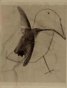 "Holly Roberts, ""Two Birds"" Teaching at Penland August 12-24, 2012."
