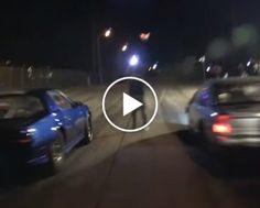 Neste Rally Até Os Espetadores Correm