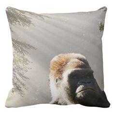 """Cotton Throw Pillow, Throw Pillow 20"""" x 20"""""""