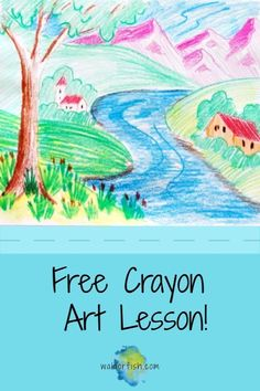 Tell us where to send your free Waldorf Art, Form Drawing and Geometry lessons! Art Lessons Online, Art Lessons For Kids, Online Art, Waldorf Curriculum, Homeschool Curriculum Reviews, Homeschooling Resources, Waldorf Education, School Classroom, Art School
