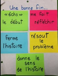 lire et écrire en 2014 faire une bonne fin Daily 5 Writing, Teaching Writing, French Teacher, Teaching French, Writing Anchor Charts, French Immersion, French Quotes, Writer Workshop, Peda