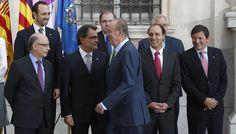 2012-10-02 V Conferencia de Presidentes de Gobiernos autónomos en el Senado / Los encuentros de Artur Mas con Felipe VI y Juan Carlos I - 2015-07-17 | España | EL PAÍS