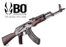 B.O. AKM 13 Now at Landwarrior Airsoft