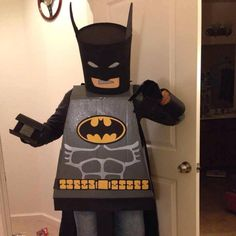 #Lego #Batman Costume!!!