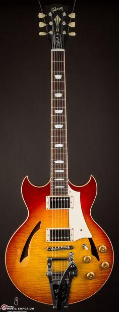 2015 Gibson Custom Johnny A Sunburst
