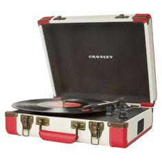 Crosley Executive Turntable - Christmas is coming my love.....js