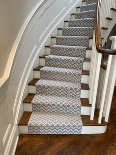 Stair runner Stair Runner Installation, Carpet Installation, Stair Runners, Toronto, Stairs, Home Decor, Stairway, Decoration Home, Room Decor