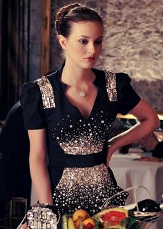 want. her. dress. - Leighton Meester
