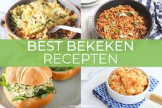 Best bekeken recepten van week 38 – 2019 Enchiladas, Salmon Burgers, Quiche, Keto, Chicken, Ethnic Recipes, Desserts, Food, Wraps