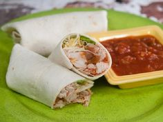 #Shredded Pork #Tortilla Wraps 15 Tortilla Wrap Recipes | All Yummy #Recipes