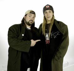 Jay and Silent Bob Halloween costume - for couple or friends