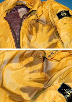 Stone Island, Isola Di Pietra, Ice Jacket, AW 1989–90 Stone Island Clothing, Cool Jackets, Couture Fashion, Vintage Outfits, Street Wear, Bomber Jacket, Mens Fashion, Casual, How To Wear