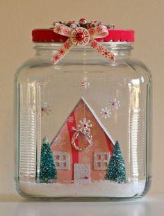 snow jar....