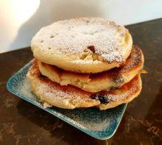Francúzske raňajkové palacinky - recept Ale, Pancakes, Breakfast, Food, Morning Coffee, Beer, Ale Beer, Pancake, Essen