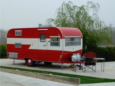 1959 Mallard 17 foot travel trailer