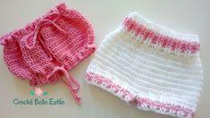 Baby Patterns, Stitch Patterns, Crochet Baby Clothes, Baby Princess, Crochet Videos, Crochet Fashion, Crochet Crafts, Baby Dress, Knitted Hats