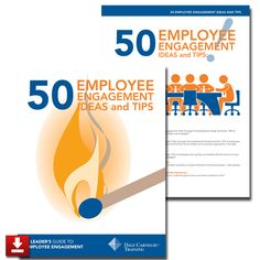 """** FREE E-Book Download: """"50 Employee Engagement Ideas & Tips"""" for 2014"""