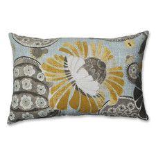 Copacabana Cotton Lumbar Pillow