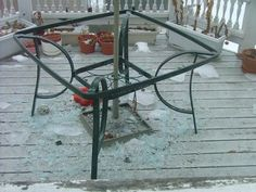 Broken Glass Patio Tables | Glass Replacement Table Tops  Patio Table Glass Replacement