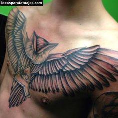 tatuajes en el pecho para hombres 22