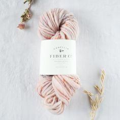 Merino Handspun, Birthday Cake — Camellia Fiber Company