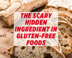 The Hidden Ingredient in Gluten-Free Food That You May Be Allergic To #charlottepediatricclinic