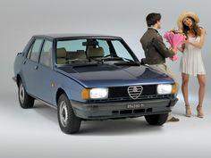 Alfa Romeo Nuova Giulietta; 1977 - 85