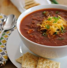 August 15, 2013 Made a big pot of chili, it's perfect for the weather we've been having.#lunch #recipes