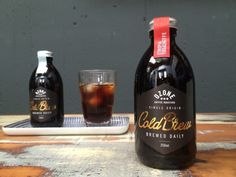 COLD BREW IS HERE
