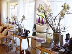 Ein Dekoherzal in den Bergen Decor, Home Decor, Vase, Glass Vase, Glass