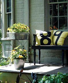 House Entrance and Front Door Decoration Ideas, 20 Gorgeous House Exterior Designs