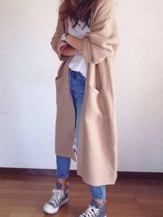 Pin on fashion Pin on fashion Korean Girl Fashion, Japanese Fashion, Asian Fashion, Fashion Wear, Fashion Outfits, Womens Fashion, Blazers, Casual Trends, Modern Outfits